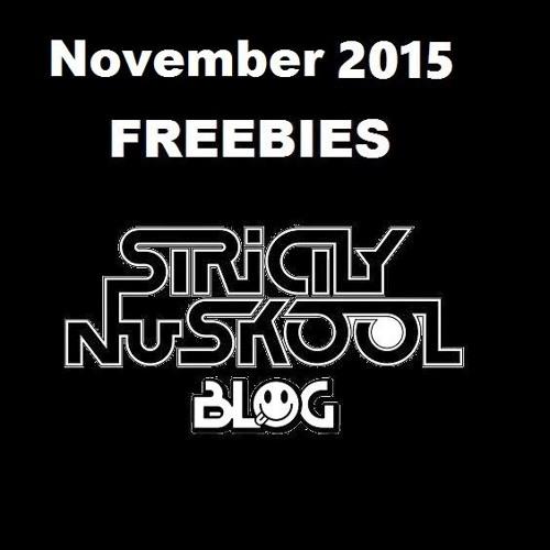 NOVEMBER 2015 FREEBIES