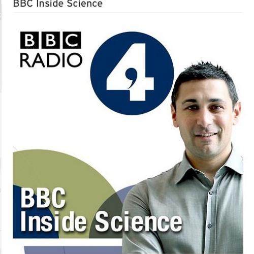 Tom Gleeson on BBC Inside Science podcast Nov 19 2015