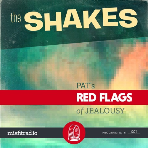 Pat's Red Flags of Jealousy Cover Art
