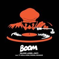 Major Lazer & MOTi - Boom (feat. Ty Dolla $ign, Wizkid, & Kranium)