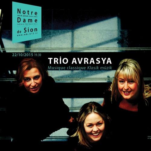 Trio Avrasya -22 10 2015-2