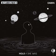 Dabin - Hold (ft. Daniela Andrade)