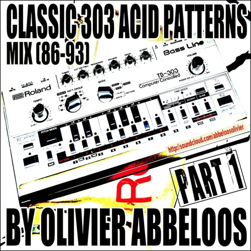 Classic 303 Acid Patterns (Part 1/3)
