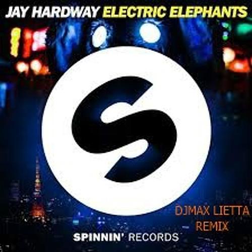 JAY HARDWAY - ELECTRIC ELEPHANTS(DJMAXLIETTA REMIX)