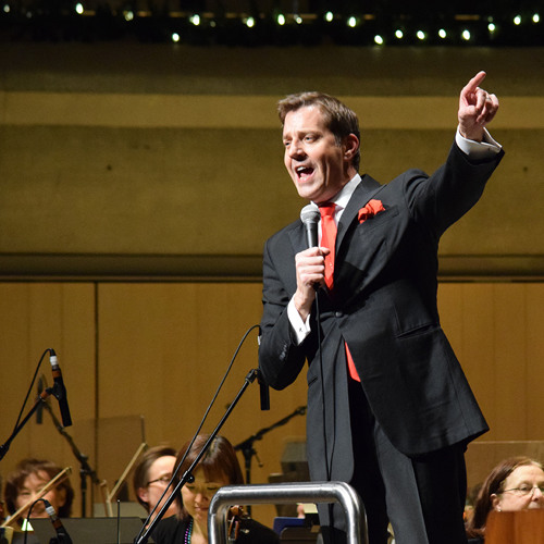 Steven Reineke on Cirque de la Symphonie: Holiday Hits