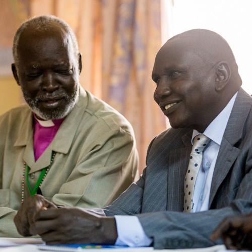 مفوضية السلام تعقد اول اجتماع في جوبا