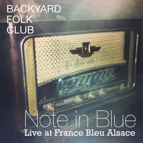 Dear - Live @ Note in Blue (France Bleu Alsace)