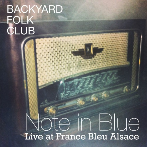 The Sorry Guy - Live @ Note in Blue (France Bleu Alsace)