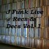 """Live @ Recs & Decks Vol. 1 2015 """"The Peoples Mix"""" (ALL VINYL)"""