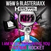 W&W & Hardwell vs KISS- I am made for loving you rocket spaceman [Free Download]