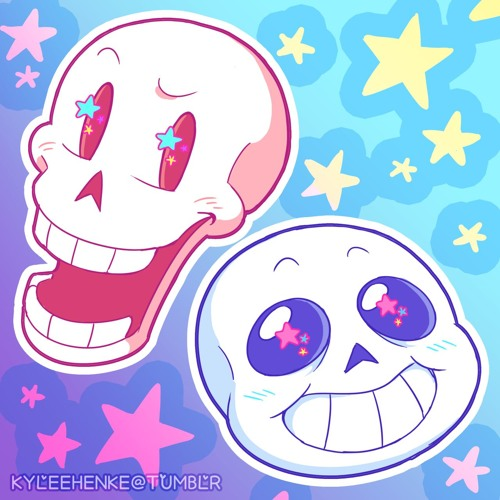 Papyrus and Sans - drop pop candy by ShutUpAdachi | Shut Up Adachi