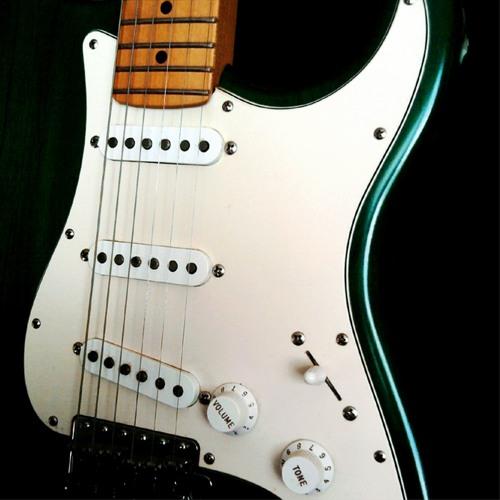 RSGL02 V6 Electric Guitar Demo