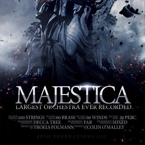 """Majestica : """"The Eighth Wonder"""" by Troels Folmann"""