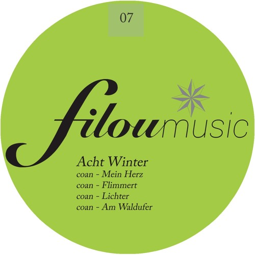 coan - Acht Winter - Filou-Music 07 (low quality 128kbps)