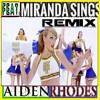 Taylor Swift's  (Shake It Off) (Remix-Cover) (Ft.Miranda Sings)