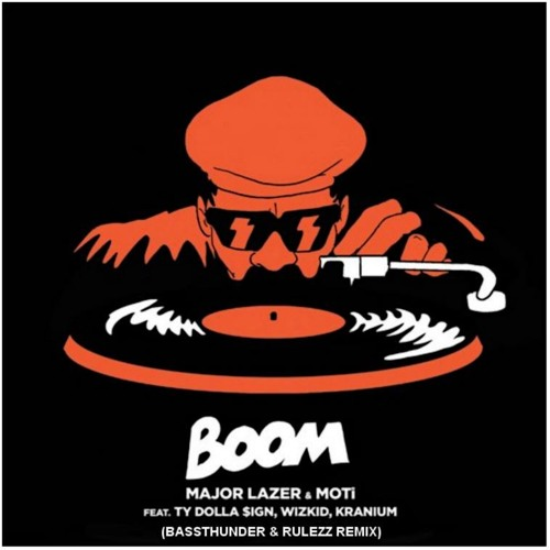 Major Lazer & MOTi - Boom (Bassthunder & Rulezz Remix)
