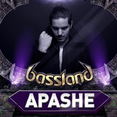 Apashe - Live @ Space Moscow (BASSLAND 4)