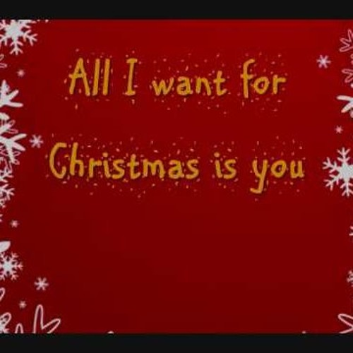 Download Mariah Carey - All I Want For Christmas Is You (Piano Cover)