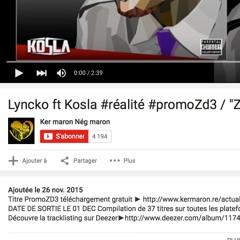 LYNCKO Feat KOSLA - Réalite