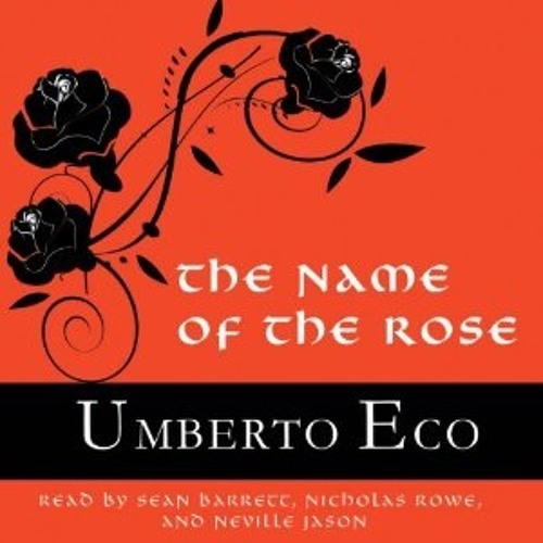 Sean Barrett - The Name of the Rose - Jorge's Sermon