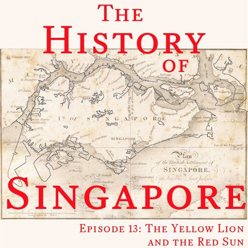 Episode 13: The Yellow Lion and the Red Sun