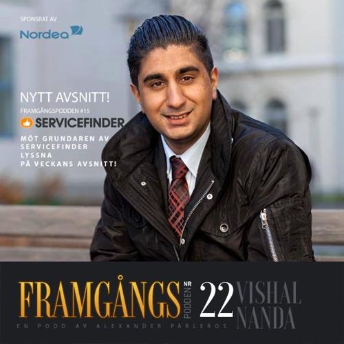 22. Servicefinder - Vishal Nanda (Long version)