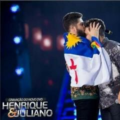 Henrique e Juliano - Como É Que A Gente Fica - DVD Novas Histórias - Ao vivo em .m4a
