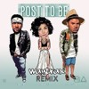 Post To Be - Omarian, Chris Brown, & Jhene Aiko (Waytrax Remix)