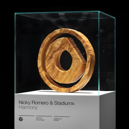 Nicky Romero & Stadiumx - Harmony  // OUT NOW
