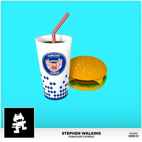 Stephen Walking - Porkchop Express