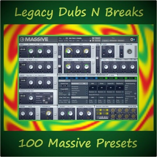 Legacy Dubz and Breaks Demo, by Resonative Sound