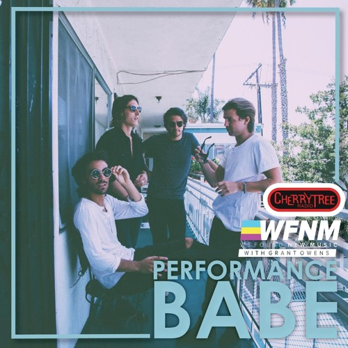 BABE | Make It Real (Live) on WE FOUND NEW MUSIC with Grant Owens
