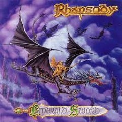 Lucem Vitae cover - Emerald Sword - Rhapsody of Fire.