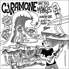 """CJ Ramone feat. The Manges """"Surfer Girl"""""""