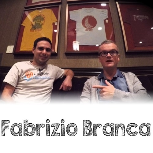 Fabrizio Branca - Talking about Magento & living in the Bay Area
