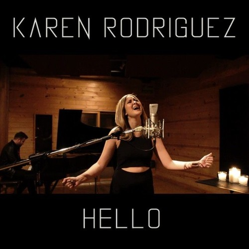 Hello (Adele) Spanglish Cover by Karen Rodriguez