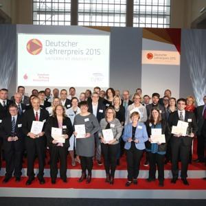 Radiobeitrag: Deutscher Lehrerpreis 2015