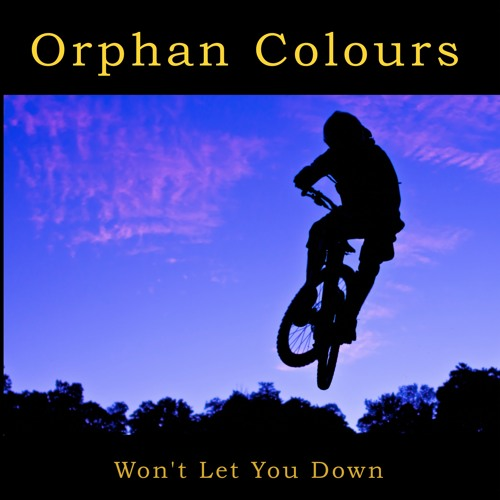 Won't Let You Down (radio edit)