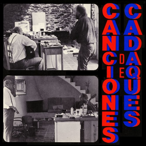 Dieter Roth & Richard Hamilton: Canciones De Cadaques, Side B