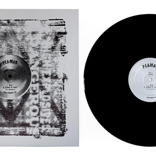 "Peaman ""War + Horns of War + Rhumius Rmx Version + Rhumius Rmx"" Khaliphonic 04 12"" vinyl megamix rip"