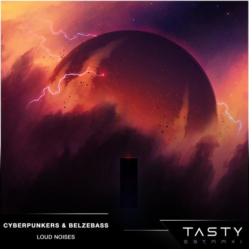 Cyberpunkers & Belzebass - Loud Noises