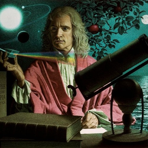 Isaac Newton (2013, for 8 trumpeters: 2 piccolo trumpets, 5 trumpets in C, and 1 flugelhorn)