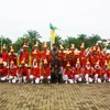 PSY - Gangnam Style (Drumband Cover)