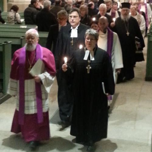 Ökumenischer Pilgerweg der Versöhnung - Kirchen gehen zum Reformationsgedenken aufeinander zu