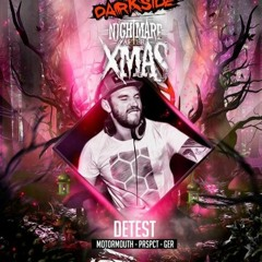 Motormouth Podcast 021 - DETEST - Nightmare After Xmas Mix #2