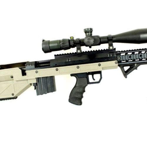 PSP Ep4: Steve from Precision Rifle Products