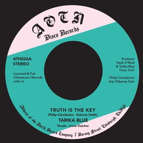 Ath026A Tarika BLue - Truth Is The Key