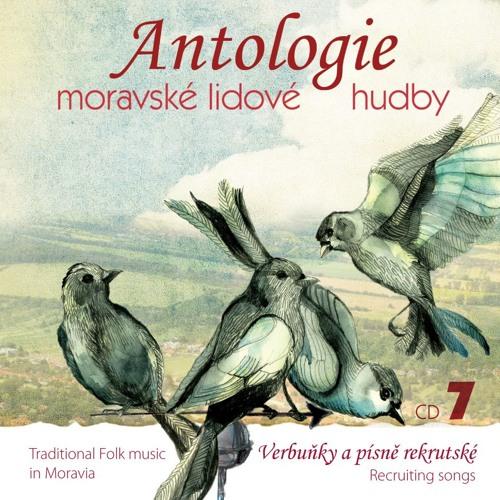 Pri Prešpúrku, pri Dunaji - Dušan Holý a Musica Folklorica - CD 7 - Anthology of Moravian folk music
