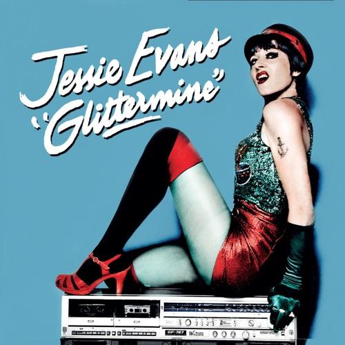 """Jessie Evans """"Glittermine"""""""