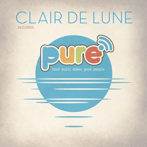 Pure FM #03 - Clair De Lune Records - Chris Hingher - Dayne S